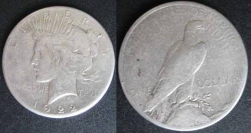 Hvordan identifisere Merker på Freds Silver Dollars