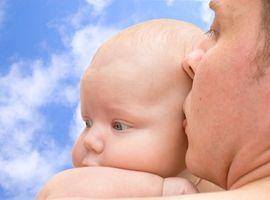 Bursdag gaver for en pappa fra en baby