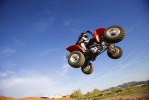 Hvordan beregne Jump Høyde Ramp Avstand