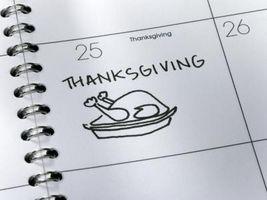 Lunsj Ideer for Thanksgiving Theme