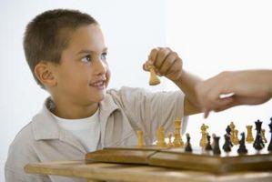 Hvordan starte opp en Casual Chess Club for Kids