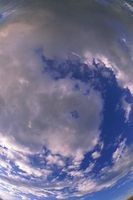Hva er årsaken til lavtrykks Centers Roter mot klokken på den nordlige halvkule?