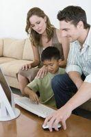 Hvordan finne ut om et barn er vedtatt