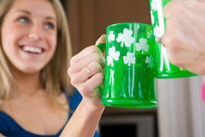 Ideer for Hvordan feire St. Patricks Day
