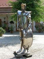 Slik beskytter du et metall skulptur med bivoks