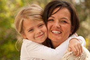 Hvordan hjelpe barn vokse til å bli trygge