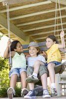 Hvordan lære barn å være venner med andre