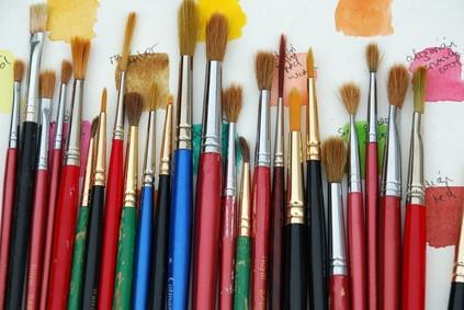 Hvordan bygge en liten Paint Booth
