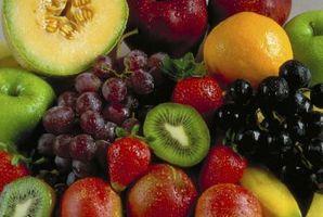 Hvordan du oppbevarer Frukt og grønnsaker på kjøkkenet