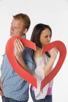 Hvorfor Par som bor sammen skilsmisse?