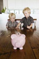 Tre Ideer om pengegaver