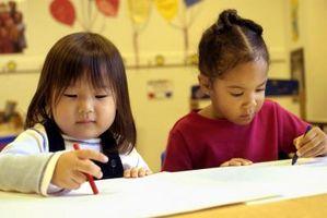 Måter å forbedre språkutvikling hos små barn
