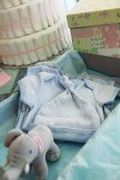 Måter å forberede baby shower gaver
