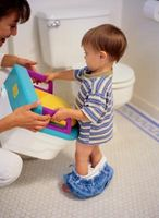 Hvordan Potty-Train en Two-Year-Old Boy