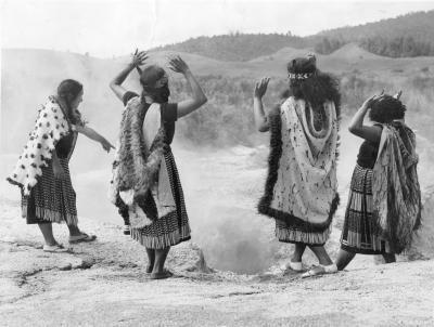 Slik Care for Maori materialene i Archives
