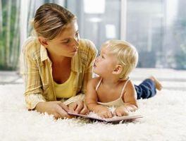 Når Do barn begynner å si ord?