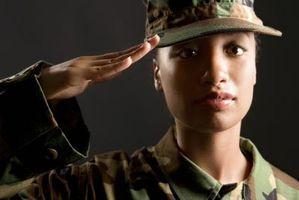 Aktiviteter for tenåringer i den militære Interessert