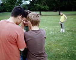 Hva Kids kan gjøre for å stoppe mobbing?