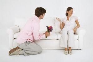 Hvordan tilgi en kjæreste