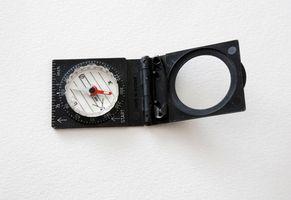 Hvordan beregne avstanden mellom to objekter