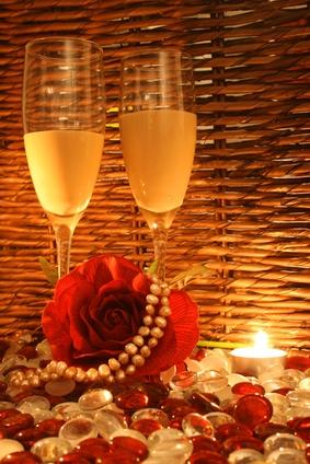 Hvordan planlegge en romantisk kveld med din mann