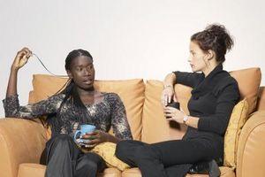Hvordan hjelpe en venn avtale med familie problemer