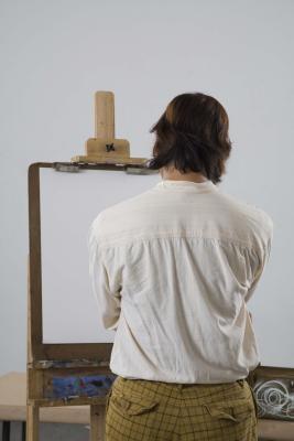 Hvordan Gesso A Canvas (Grunnleggende Maleri Class Skill)