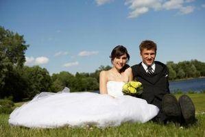 Hvordan planlegge et bryllup på sjøen