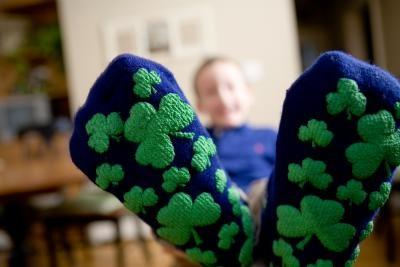 St. Patricks Day aktiviteter for tenåringer