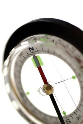 Hobbyer Bruke et kompass