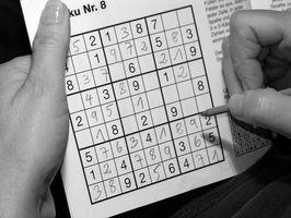 Slik spiller Sudoku for Kids