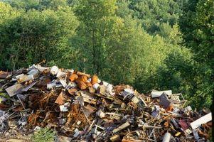 Metoder for Domestic Avfallshåndtering