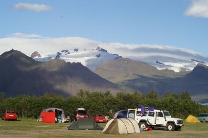 30. Bursdag ideer for Camping