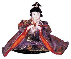 Typene japanske porselen dukker