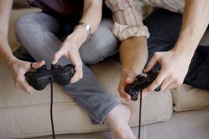Hvordan legge PS3-spill på en konsoll
