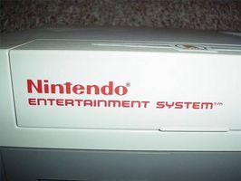 Feilsøkingstips for den opprinnelige Nintendo
