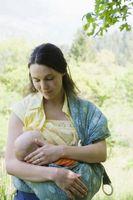 Grunner til at ammende mødre ikke produserer nok melk