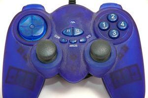 Skadevirkninger av Video Games