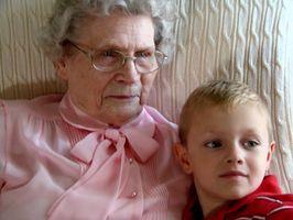 Hvordan lage en Bursdagskort for bestemor