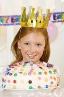 Bursdag Gaver til åtte år gamle jenter