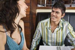 Hvordan kommunisere med fyren du liker