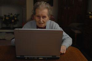 In-Home sosiale aktiviteter for eldre
