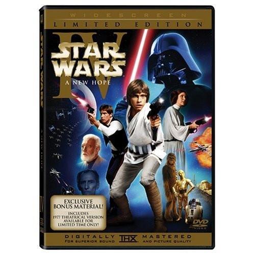 Hvordan kjøpe de originale Star Wars-filmene
