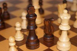 Slik reparerer sjakk sett