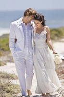 Hvordan velge en Summer Beach Wedding Dress