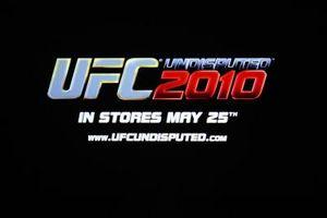 "Hvordan holdning Up in ""UFC Undisputed 2010"""