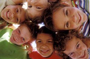 Hvordan lære barnet problemløsning ferdigheter