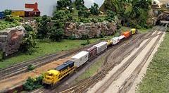 Hvordan bygge en HO Scale Model Train