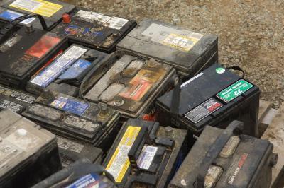 Slik unngår Avhending av Batterier