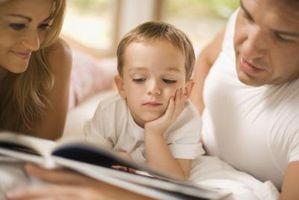 Undervisning barn med språk Processing Disorder å lese